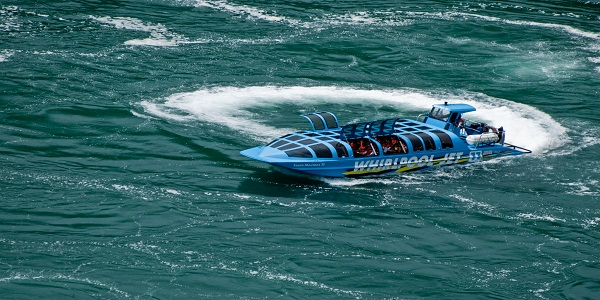 Whitewater Jet Boat Tours