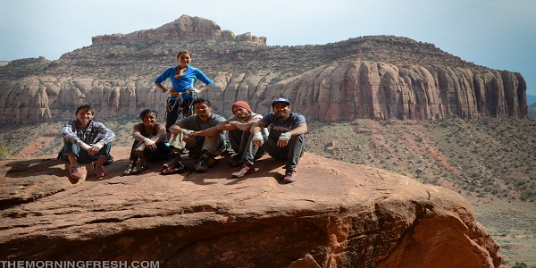 Adventure outing India