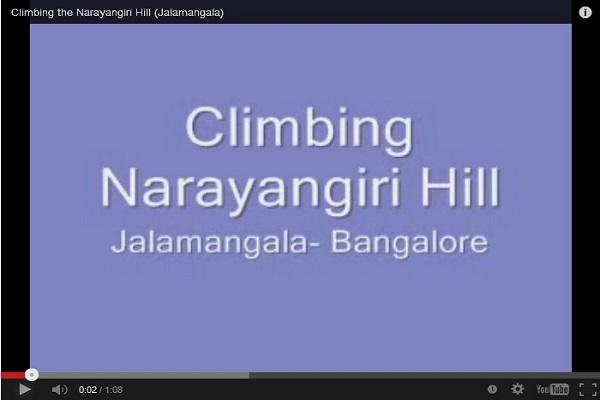 Trekking in Narayangiri