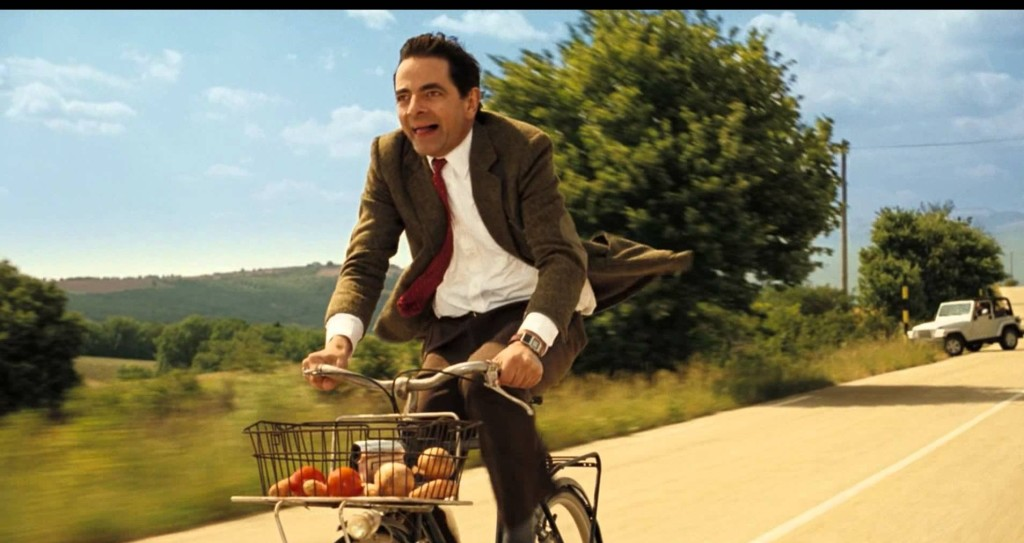 Cycling-MrBean