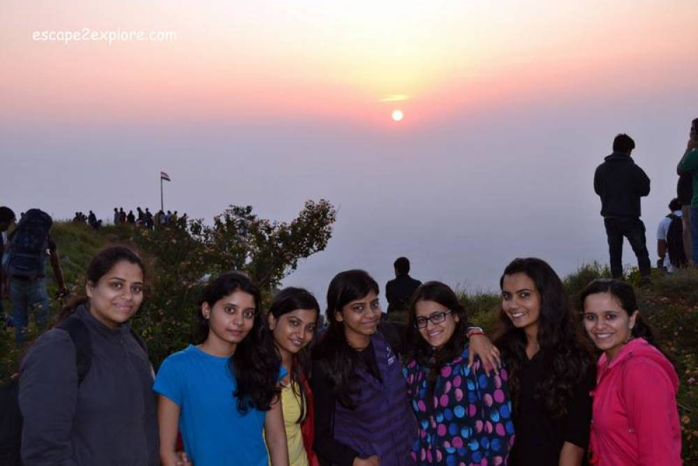 Skandagiri Sunrise Trek