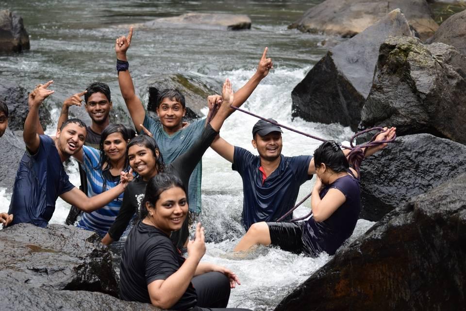 Dudhsagar Waterfalls Trek