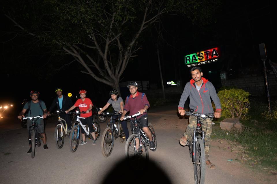Rasta cycling