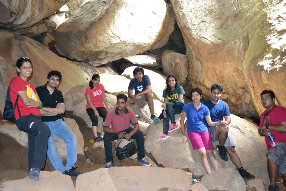 Anthargange Team Outing with Adventure Activties