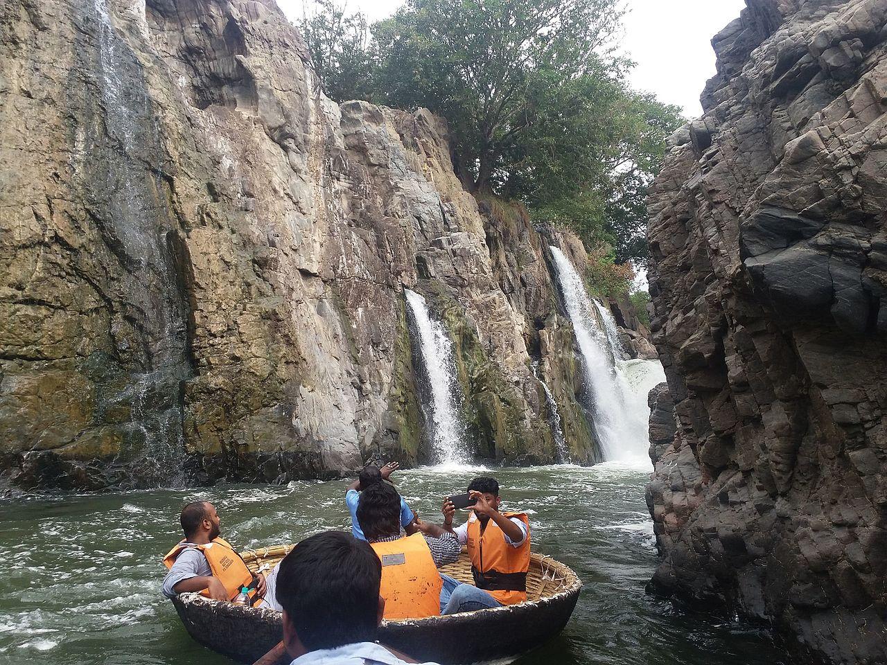 Hogenakkal Falls Overnight Camping with DJ