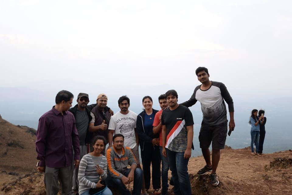 Madhugiri One Day trek