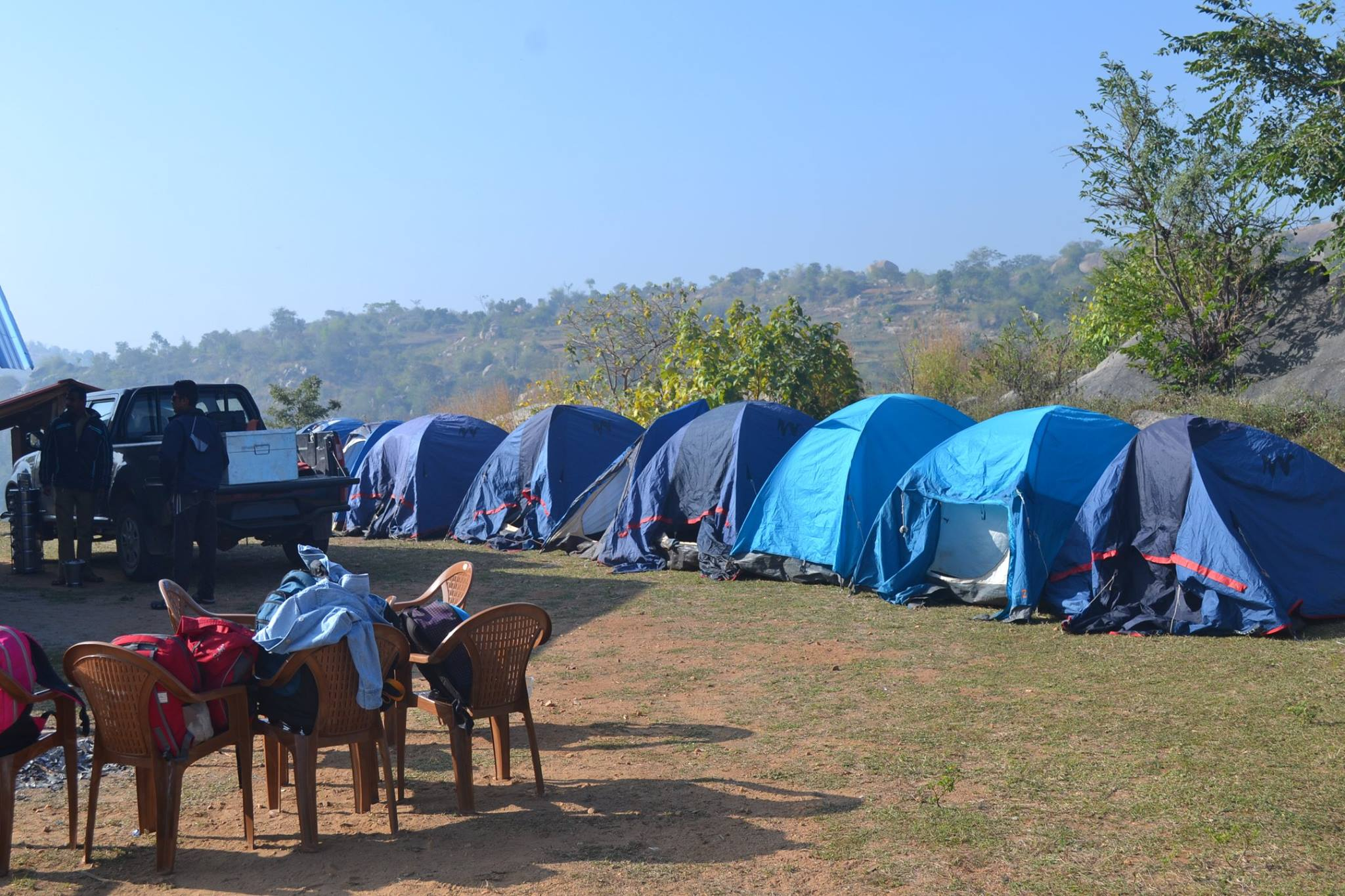 Manchanbele River Side Camping