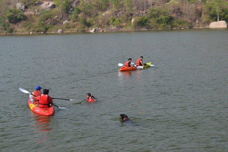 Narayanagiri Sunrise Trek With Manchanabele Water Activities