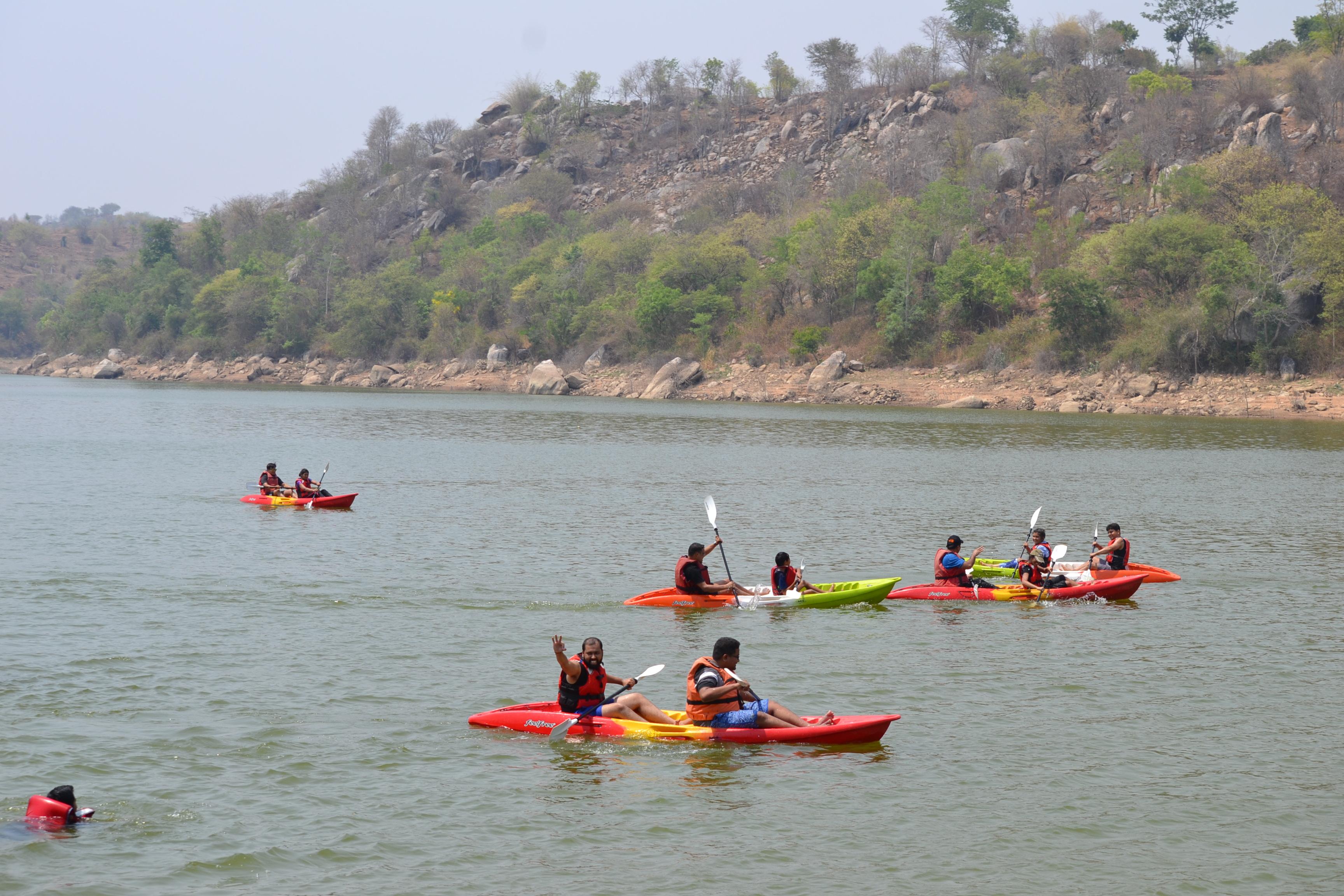 Narayangiri Sunrise Trek with Water Activitiy
