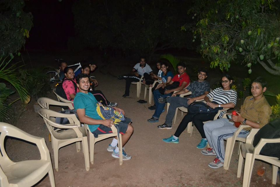Ramanagara Night Trek Rock Climbing Rappelling And