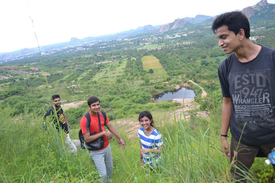 Ramanagara Trek With Adventure Activities