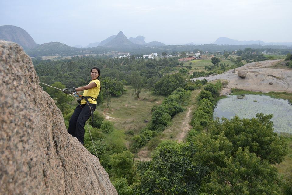 Ramanagara Team Outing With Adventure Activities