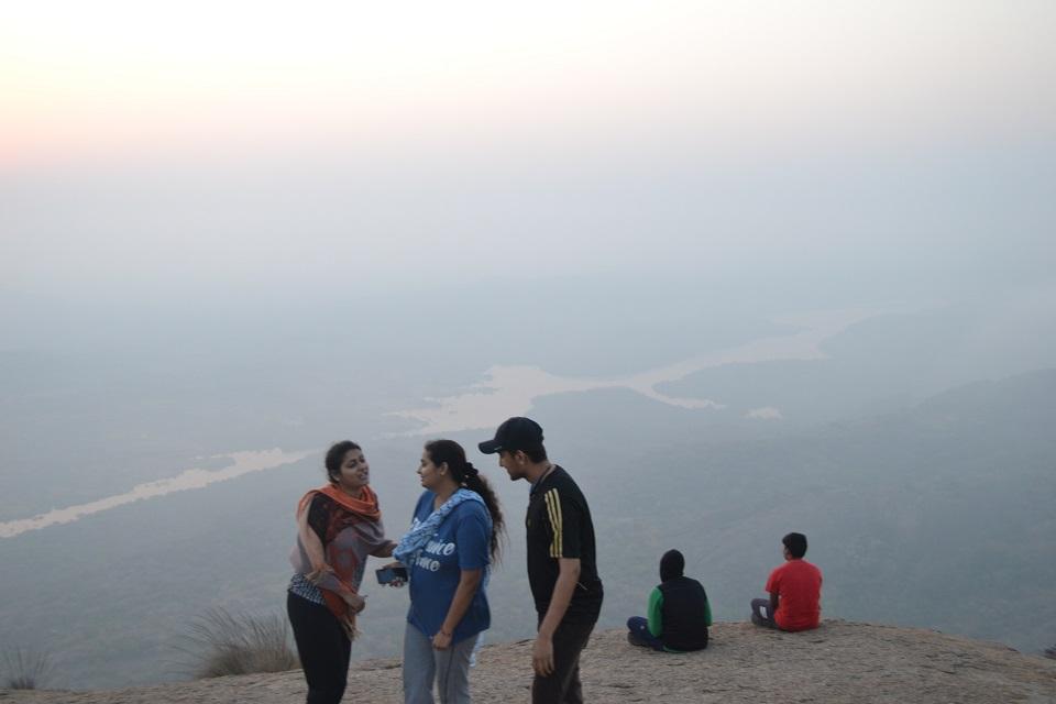 Savandurga Trek With Outdoor Activites