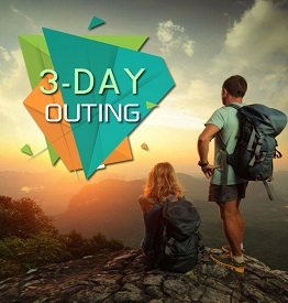 three day outing